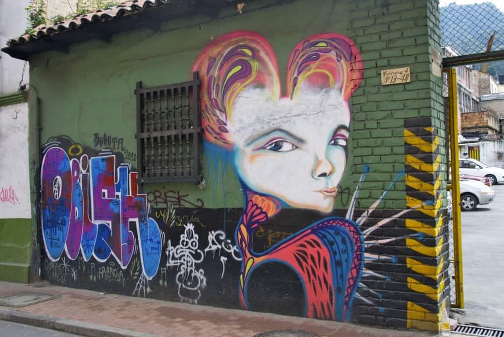 bogota colombia street art