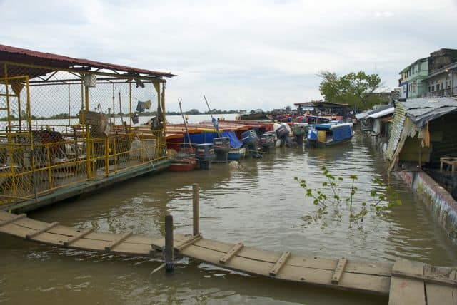 port manangue colombia