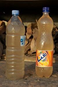 orange sudan well water unaltered