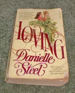 Loving book by danielle steel