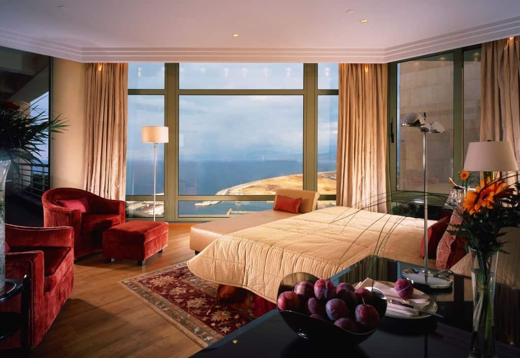 Residence Suites Bedroom phoenician hotel beirut lebanon