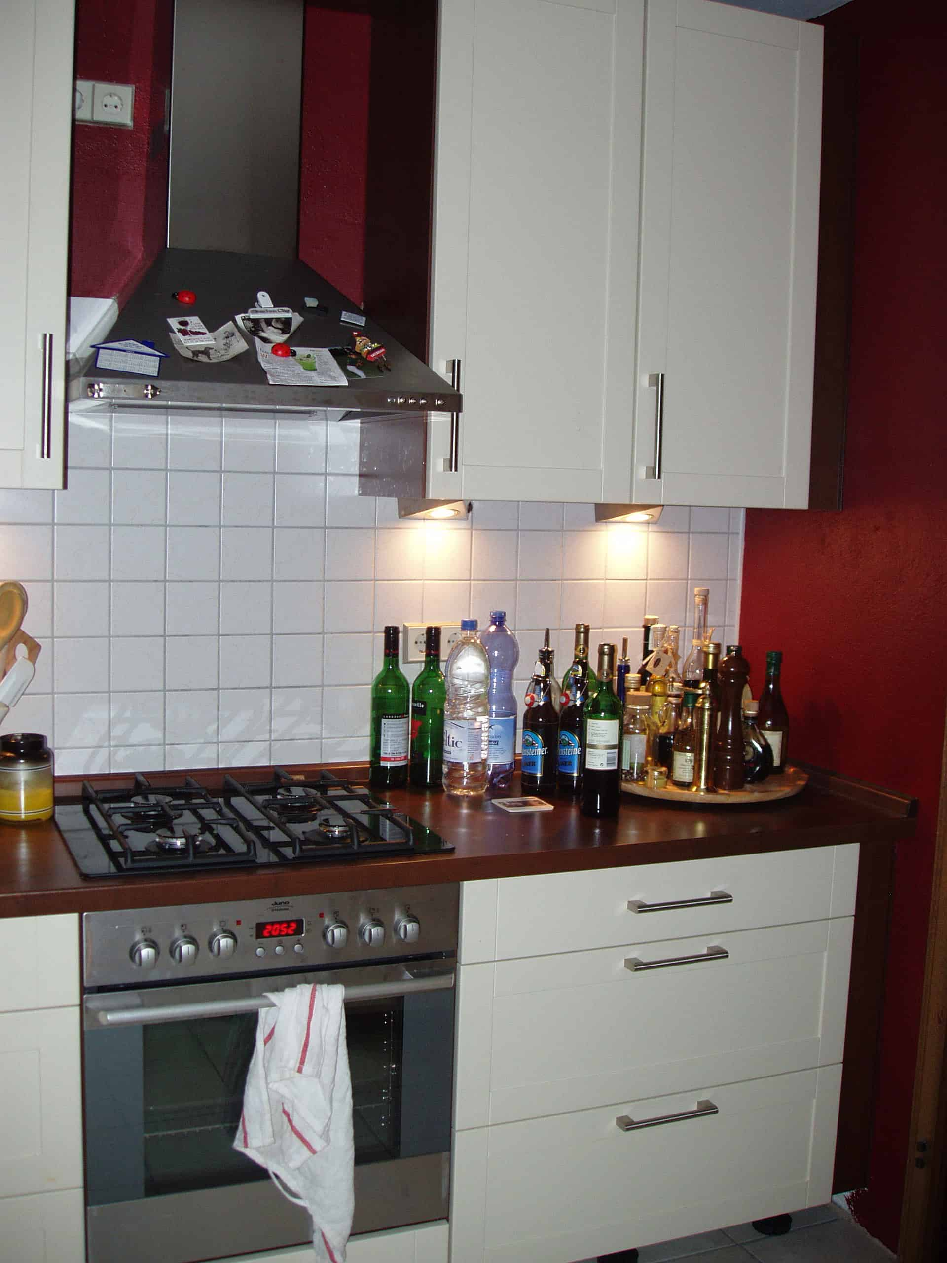 The Oddity of German Kitchens for an American Abroad