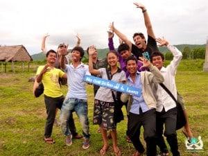 Hand in Hand Cambodia volunteering