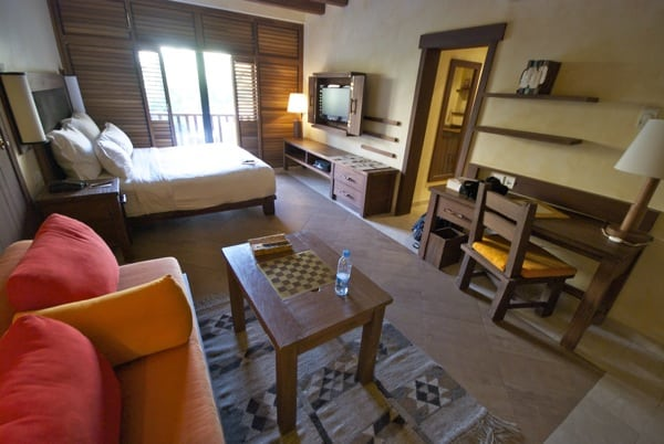 room at evason ma'in hot springs jordan