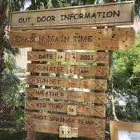 Evason Ma'In Hot Springs, Jordan entrance six senses spa