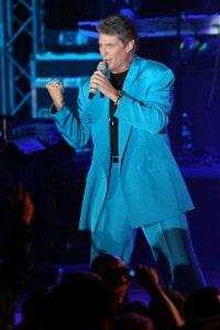 david hasselhoff singing blue suit