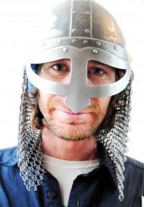 Randy of bearsandbeans modern day Icelandic warrior