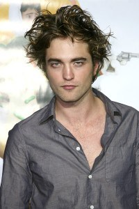 robert pattinson wild hair
