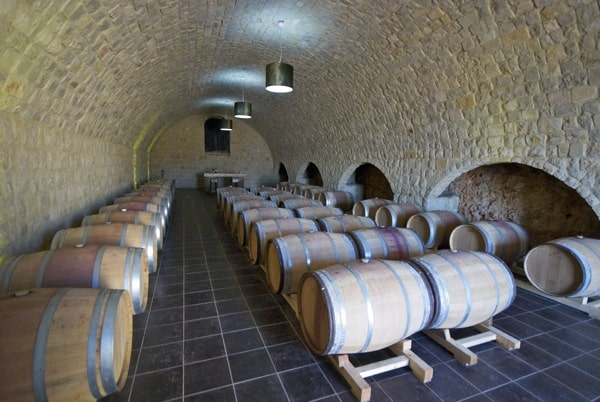 Lebanon winery, Domaine De Baal wine cellar