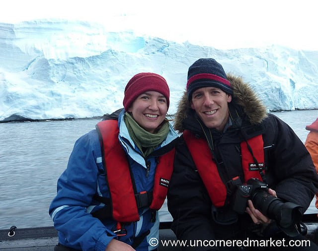 uncornered market in antarctica