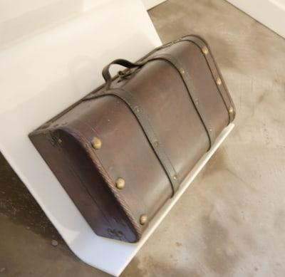 small suitcase museum of broken relationships exhibit