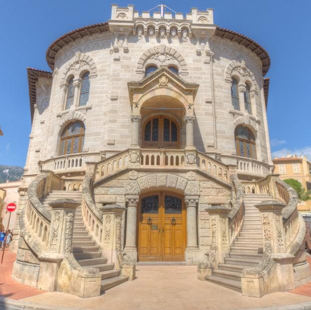 monaco tax office