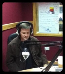 michael hodson interview on radio spin jordan
