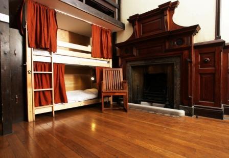 Dorm room  Palmers Swiss Cottage