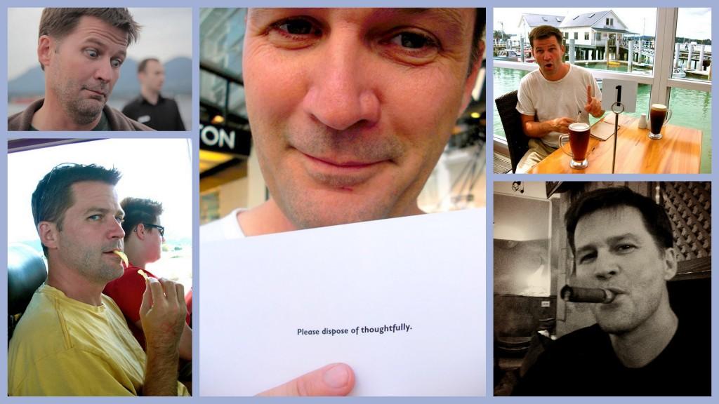 collage funny shots michael hodson