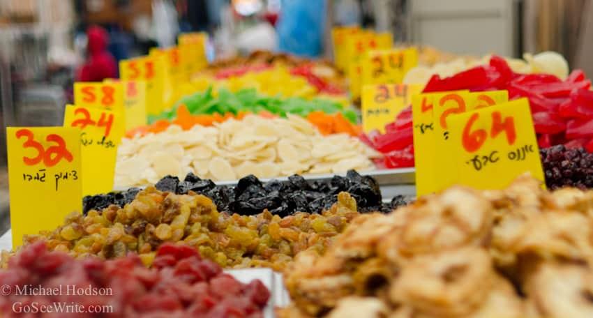 jerusalem food market