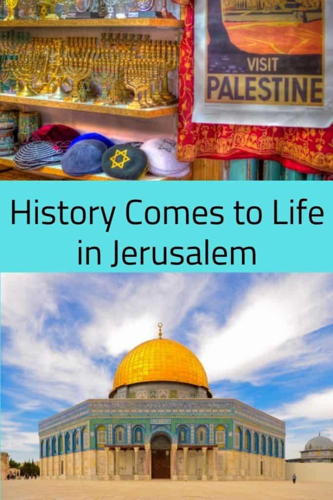 Jerusalem history travel