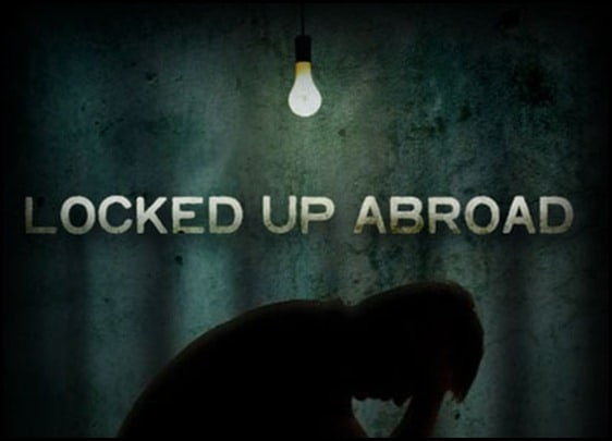 logo locked up abroad television show