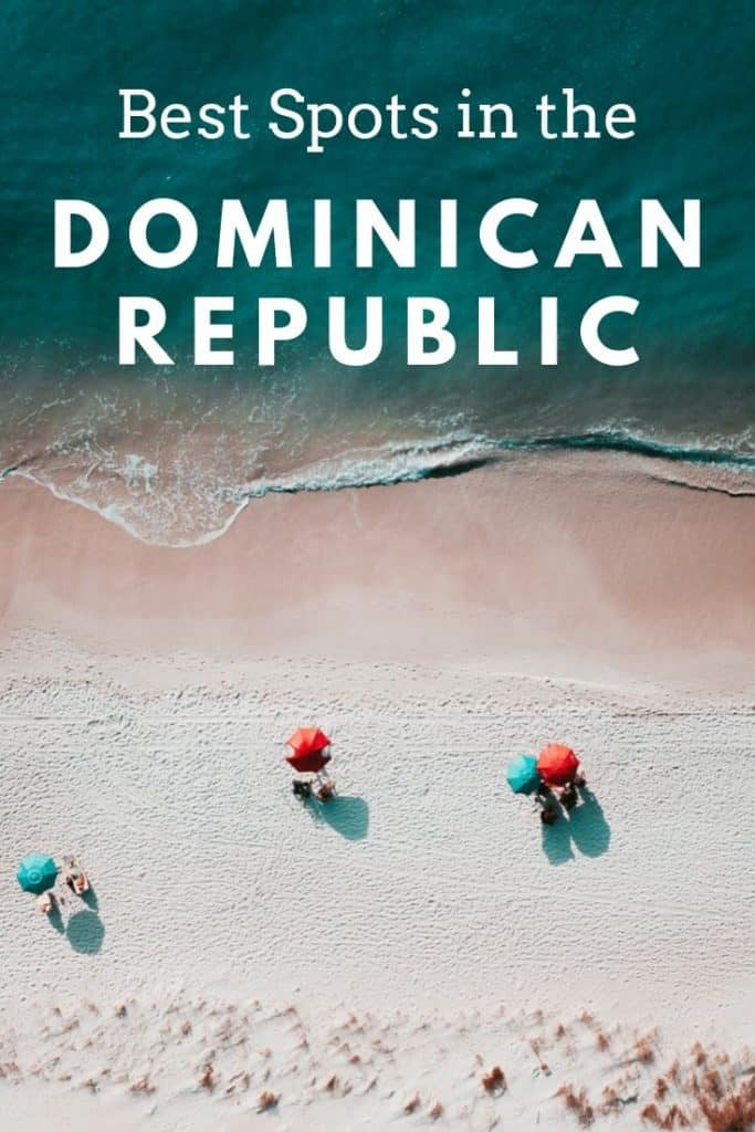 5 best places to visit in the Dominican Republic