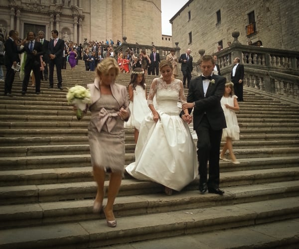 wedding in girona spain