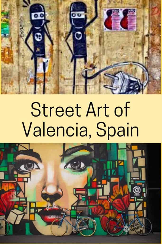 best street art in valencia spain
