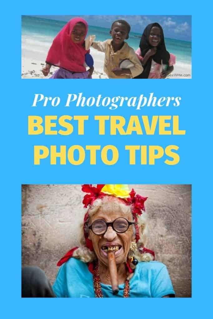 Professional Travel Photo Ideas