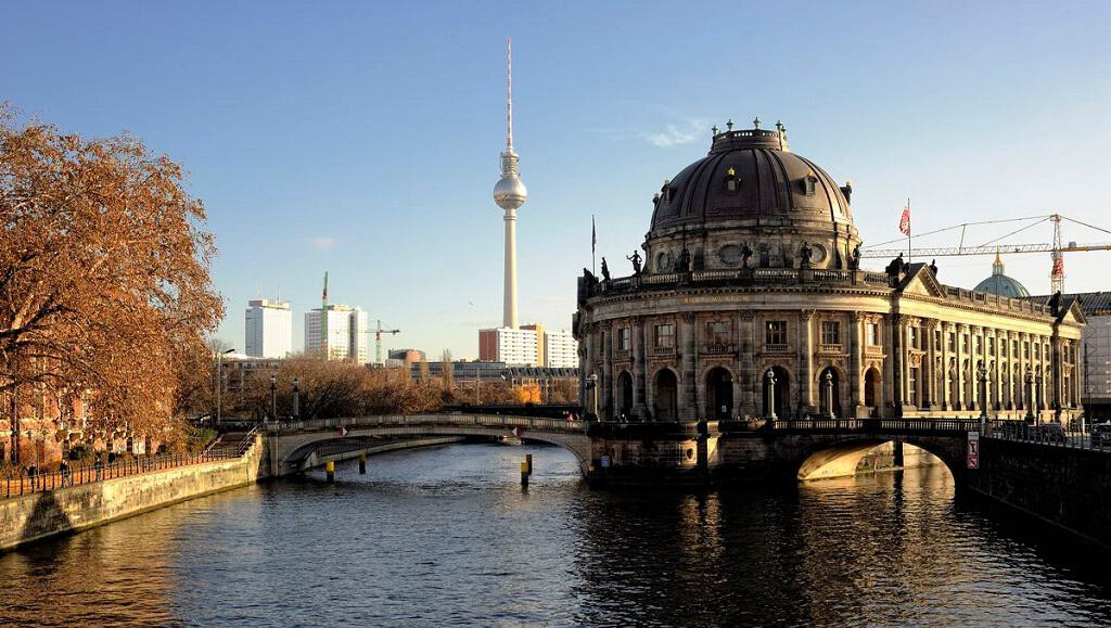 berlin Island Of Museums