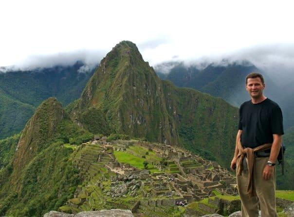 Machu Picchu in background msh