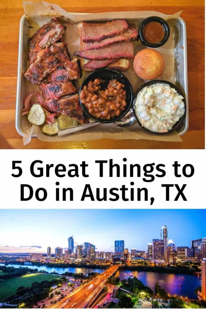 5 great things to do in Austin, Texas
