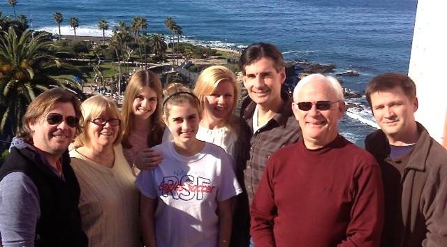 hodson family in california