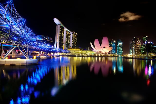 Things you didn't know about Singapore