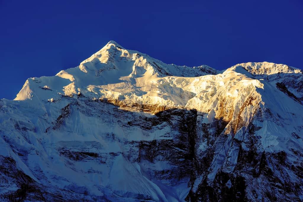 Sunrise on Annapurna II
