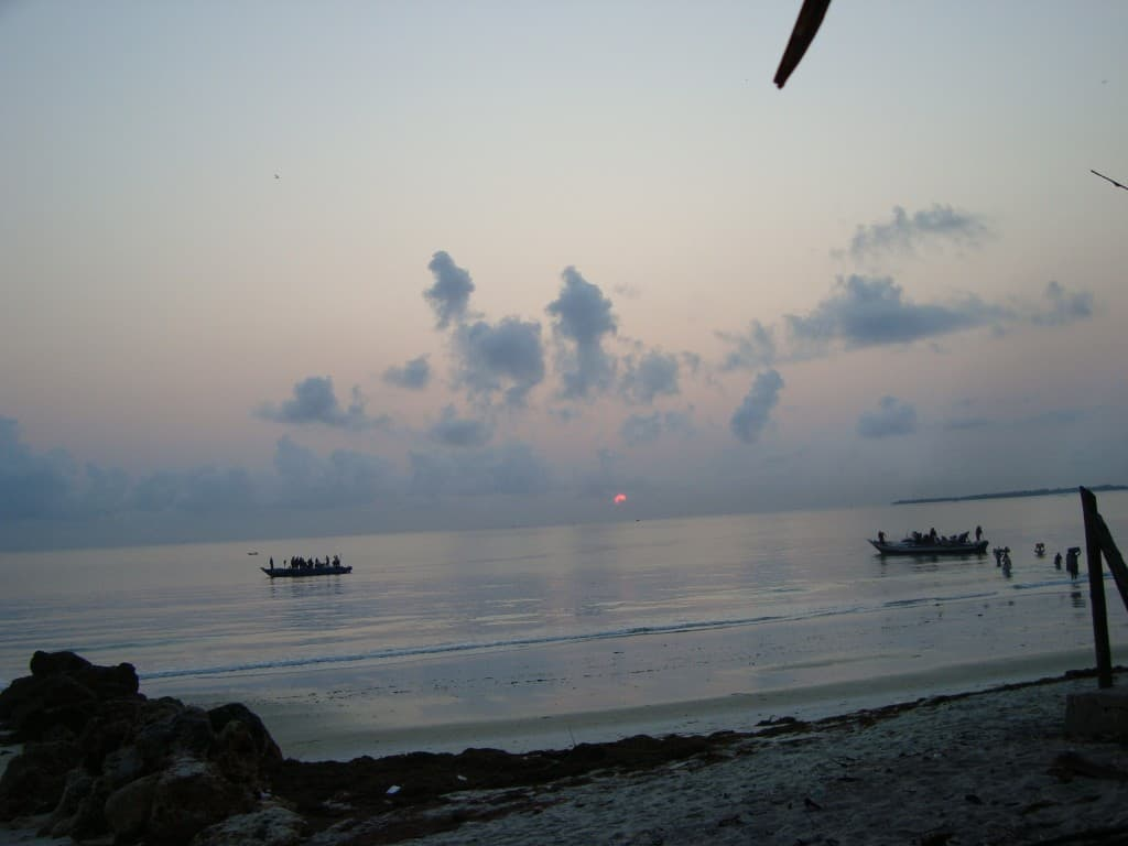 Tanzania Sunrise