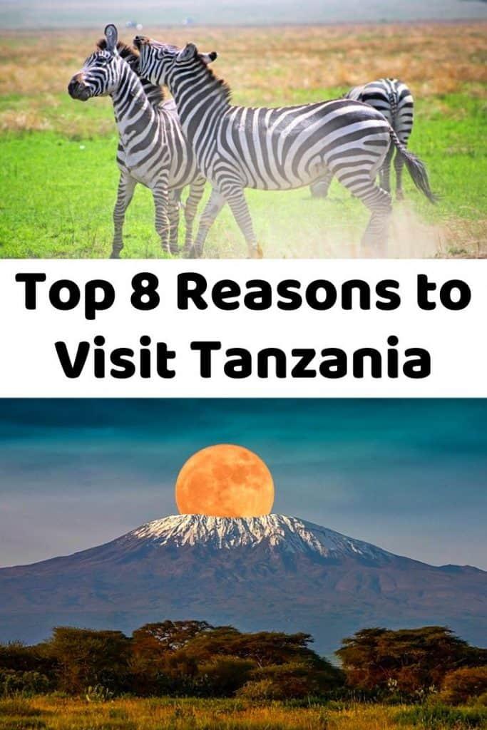 things to do in Tanzania
