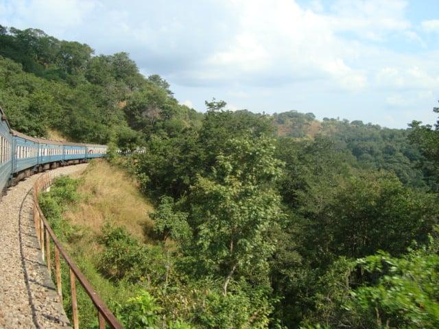 The Tazara Train