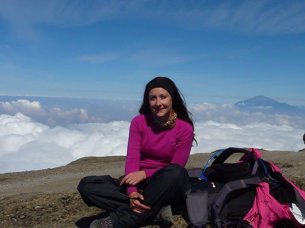 Helen in Wonderlust Kilimanjaro