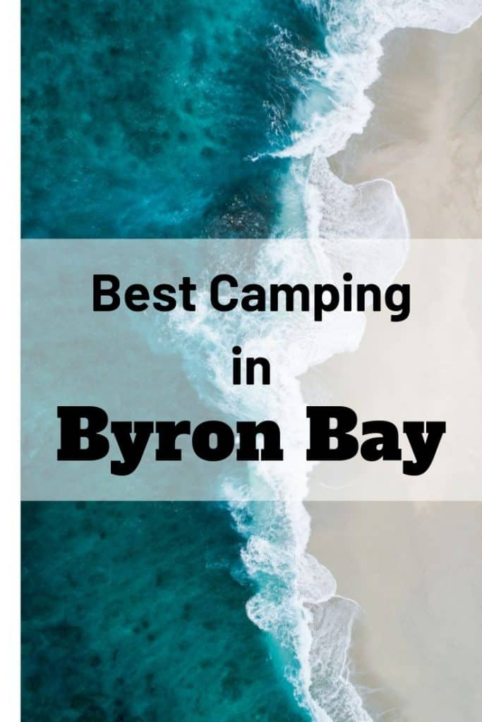best camping spots in Byron Bay