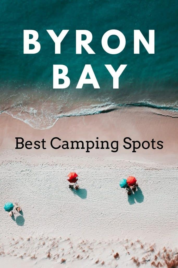 best camping locations in Byron Bay