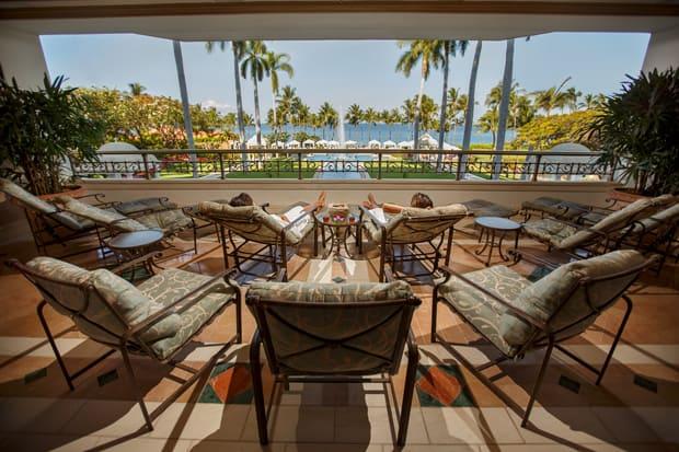 Spa Grande in Maui
