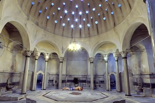 Hamam in Istanbul