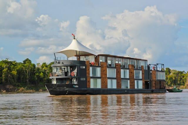 The Aria Amazon