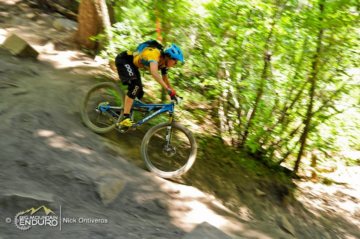 Mountain biking in Durango, Colorado