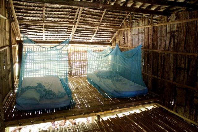 Longhouse in Sabah