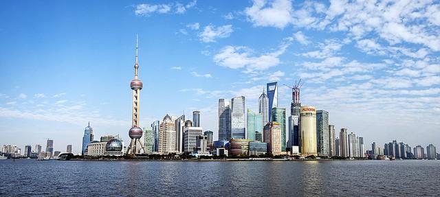 Cina Giorno Otto - Shanghai The Bund