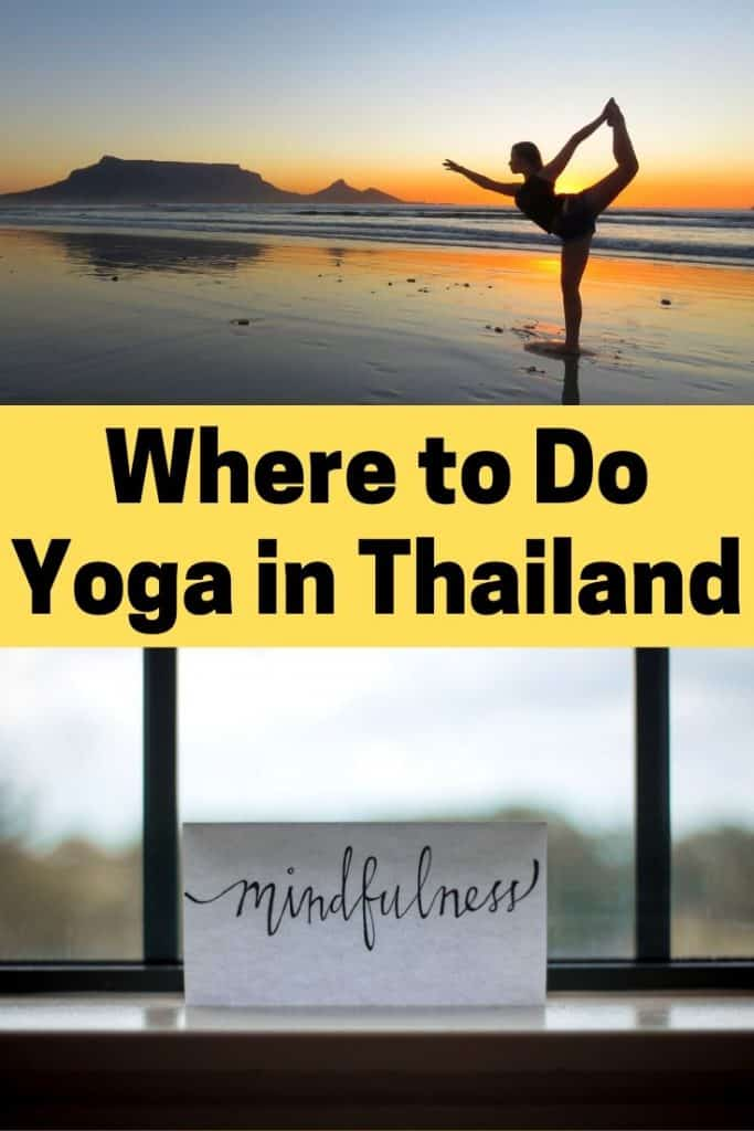 Best places to do yoga in Thailand