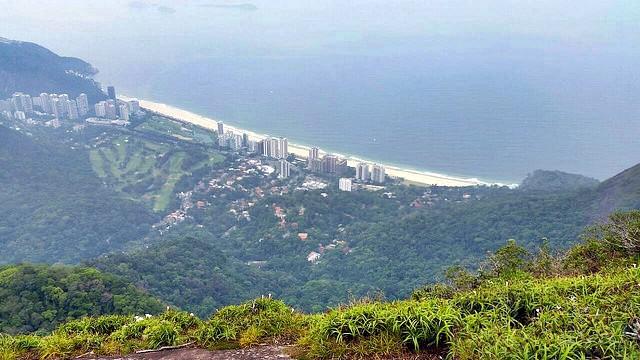 Pedra Bonita Rio de Janeiro