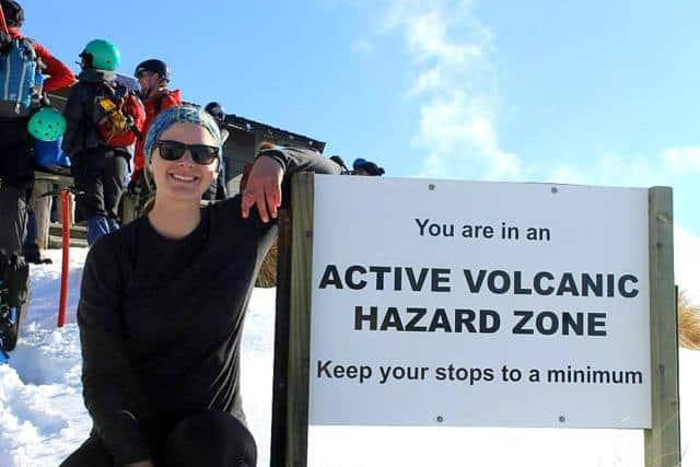 Hiking the Tongariro Crossing - New Zealand