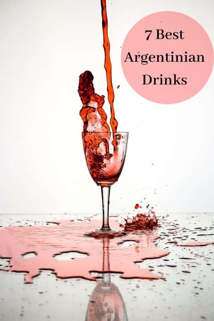 best drinks in argentina