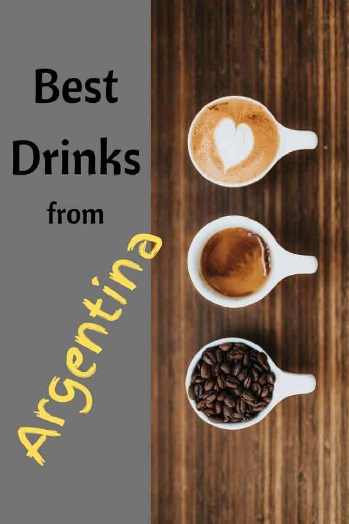 Argentina's best drinks