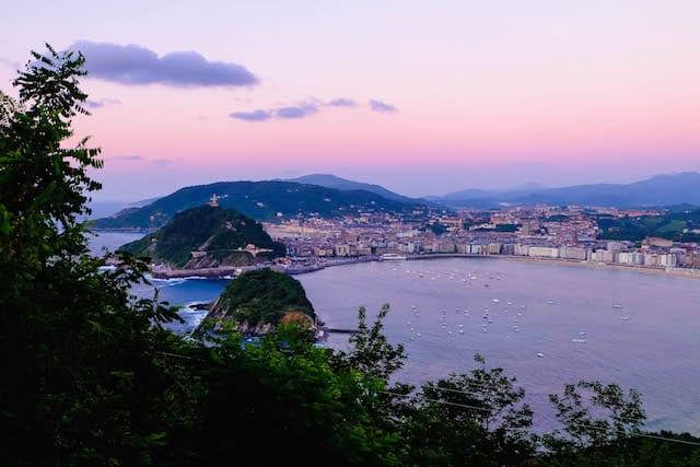 Monte Igueldo, San Sebastián